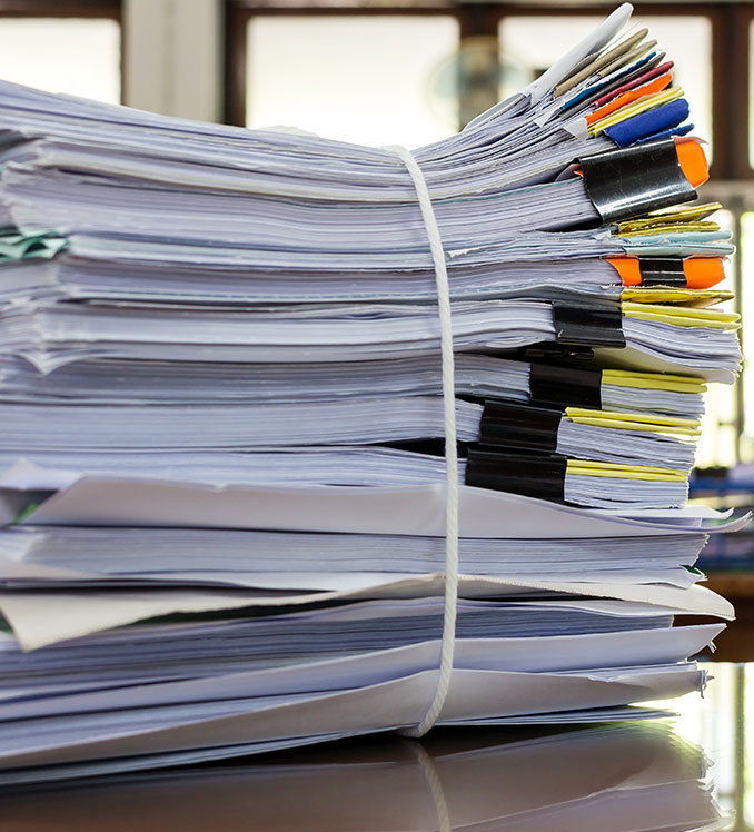 REVIEW DOCUMENTS AND LEGAL RESEARCH